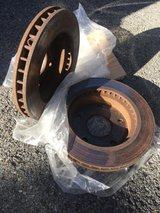 Slightly used rotors from a 1994 Dodge Ram in Fort Drum, New York