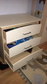 Dresser/changing table PRICE REDUCED in Ramstein, Germany