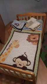 Toddler bed REDUCED in Ramstein, Germany