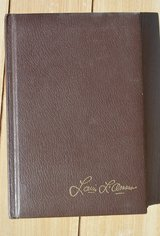 "Louis L'Amour's ""Silver Canyon"" hardcover in Alamogordo, New Mexico"