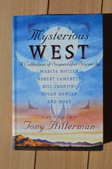The Mysterious West Anthology in Alamogordo, New Mexico