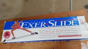 Portable Exer-Slide in Naperville, Illinois