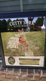 Cutty Sark Scots Whisky Picture/Mirror in Macon, Georgia