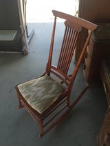 Antique Rocking Chair in 29 Palms, California