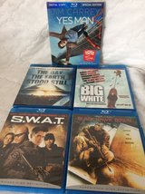 Blue Ray Lot of 5 in Warner Robins, Georgia