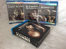 RAMBO DVD Set in Warner Robins, Georgia