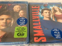 SMALLVILLE Blue Ray in Warner Robins, Georgia