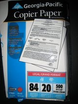 Computer Paper  8 1/2 x 14 in Glendale Heights, Illinois