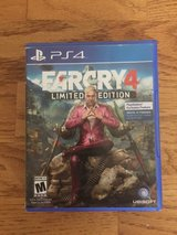 Far Cry 4 limited edition in Camp Pendleton, California