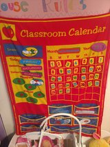 classroom calendar in Camp Pendleton, California