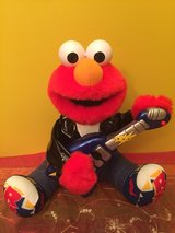 Rock 'N Roll  singing Elmo with guitar in Bolingbrook, Illinois