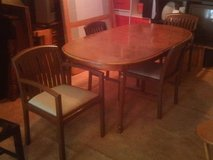 (2) DINING/KITCHEN TABLE SETS in Hampton, Virginia