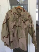 ARMY/M-65 FIELD JACKET/DESERT CAMOUFLAGE Size Small Long in Beaufort, South Carolina
