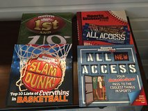 Set of 4 Hardcover Sports Illustrated Kids Books  (Pictures + Facts) in Westmont, Illinois