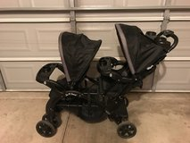 Baby Trend Sit N Stand Double Stroller in Aurora, Illinois