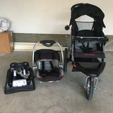 Baby trend expedition jogger travel system in Camp Pendleton, California