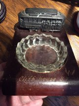 "Vintage: Ash Tray ""Cliff House"" S.F. in Byron, Georgia"