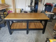 Solid wood table or Kitchen Island in Fort Campbell, Kentucky