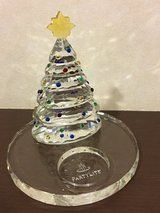 PartyLite Christmas Tree Tealight Holder NEW in box in Okinawa, Japan