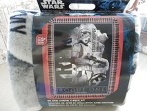 """Rogue One""  Starw Wars Fleece Throw Kit in Joliet, Illinois"