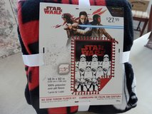 Star Wars - No Sew Fleece Throw Kit in Joliet, Illinois