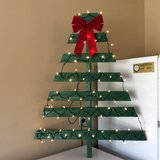 Pallet Christmas Tree for Yard in Byron, Georgia
