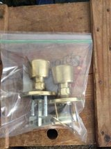 2 sets used door knobs one price. in Alamogordo, New Mexico