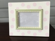 Large Decorative Wooden Picture Frame - Pastel Colors 5x7 Picture in Westmont, Illinois