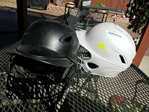 Girls fastpitch softball helmets in Camp Pendleton, California