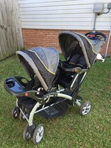 Stroller - double in Camp Lejeune, North Carolina