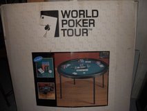 48 inch round world poker table in Tinley Park, Illinois