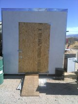 NEW SHED in Yucca Valley, California