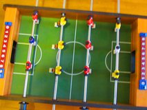 Tabletop Foosball Game in Plainfield, Illinois
