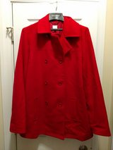 NEW JJill Wool Pea Coat in Wilmington, North Carolina