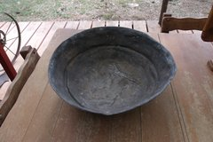 Antique Hand Hammered Bowl in Alamogordo, New Mexico
