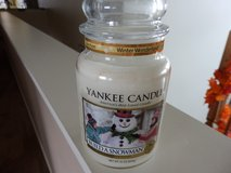 Build A Snowman Yankee jar candle in Joliet, Illinois