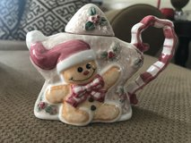 Christmas small tea pitcher in Kingwood, Texas