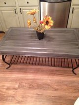 Coffee Table/gray in Kingwood, Texas