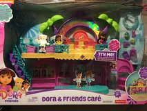 Dora and friends cafe play set- brand new in box! in Plainfield, Illinois