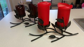 two - Candle Holders (up to 4 candles) in Travis AFB, California