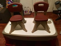 STEP2 Deluxe Canyon Table w/ two STEP2 Chairs--Toy, Kids table, Kids Chairs in Okinawa, Japan