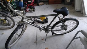 Bike in good condition in Cherry Point, North Carolina