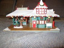 Hawthorne Village Coca Cola Holiday Village in Elgin, Illinois