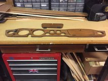TR6 Wooden dash and extra glove box in Naperville, Illinois