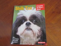 A Complete Pet Owner's Manual to the Shih Tzu in Aurora, Illinois