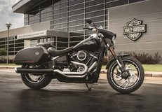 ALL NEW Harley Davidson Softail Sport Glide in Ansbach, Germany