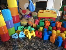 Fisher pricecToddler toys lot in 29 Palms, California