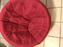 Child's papasan in Fort Campbell, Kentucky