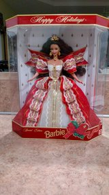 Barbie doll in Fort Benning, Georgia