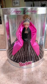 Happy Holidays Barbie in Fort Benning, Georgia